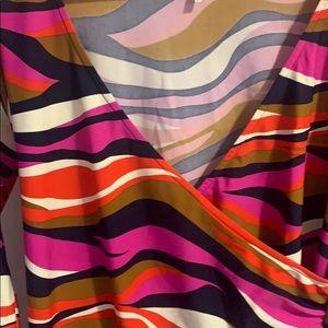 Jude Connally Dresses - EUC Jude Connally Diane Faux Wrap